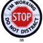 3B I'm Working Do Not Distract 2809