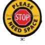 3C I Need Space 2786