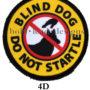 4D Blind Dog 2803