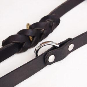 fixed ring braid vs screw posts