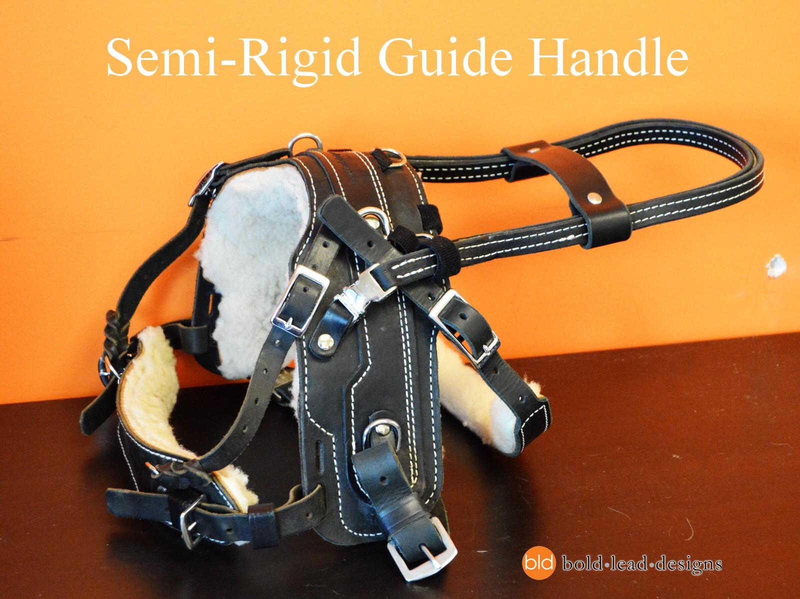 Bld Bah Assistance Dog Harness