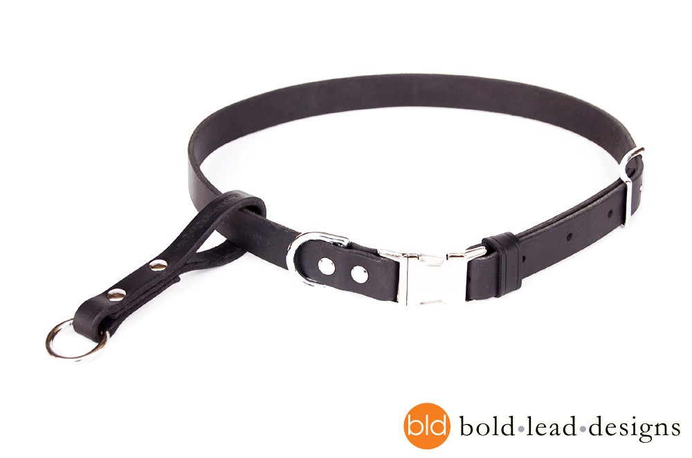 how to make leather belt loops