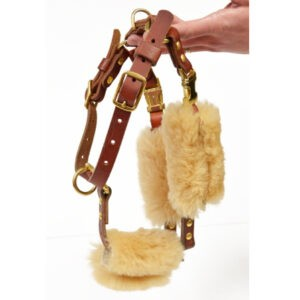 Optional Sheepskin Wraps