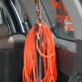 leash caddy in car ready for action_2677