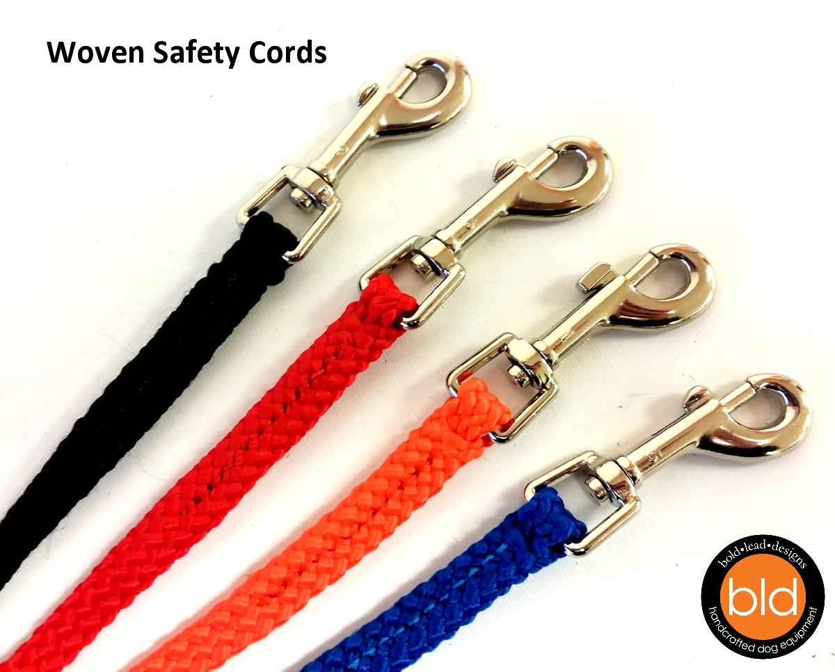 Safety Cord Attachment Strap Bold Lead Designs